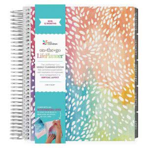Student planner -- LifePlanner from Erin Condren