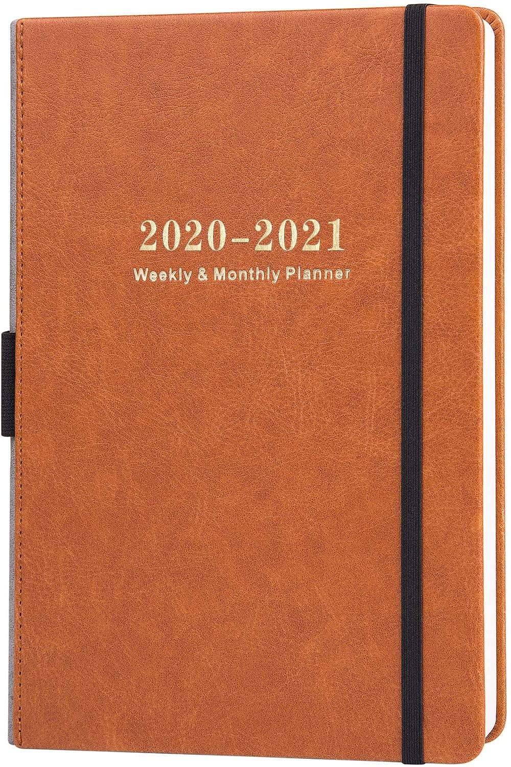2020 to 2021 weekly academic planner