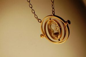 Harry Potter: Similar to how a time turner takes you back in time, Hermione would major in history and political science.
