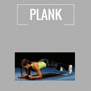 Exercises - plank