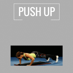 Exercises - push up