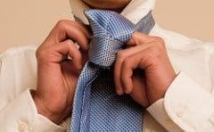 Professional wardrobe - ties and pocket squares
