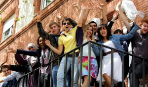 Here are some scholarships for study abroad