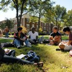 A larger college does not automatically mean more diversity on campus.