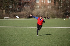 Unique sports - ultimate frisbee