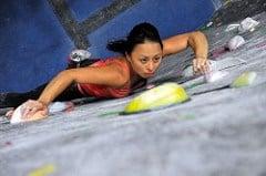 Unique sports - rock climbing