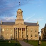 Iowa City, IA is one of the best college towns.