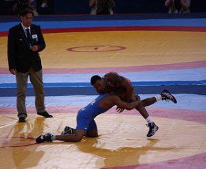 Famous Olympians: Jordan Burroughs