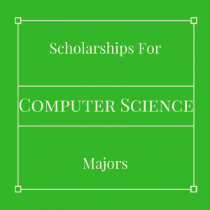 Here are some computer science scholarships.