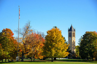 Another campus located in Iowa, Ames, IA is one of the best college towns.