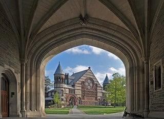 The Blair Arch at Princeton University.