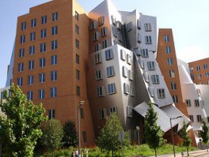 The Ray and Maria Stata Center at MIT - Best Colleges in the Northeast