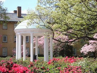 Top 25 Best Large Colleges - University of North Carolina Chapel Hill