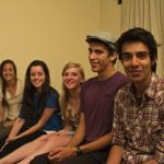 Here are some ways an introvert in college can make friends