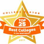 College Raptor's Top 25 Best Colleges in the Northeast!