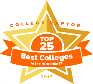 College Raptor's Top 25 Best Colleges in the Northeast!