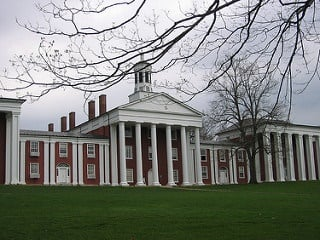 Washington and Lee University - Best Liberal Arts Colleges