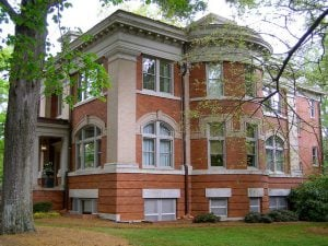 Top 25 Best Small Colleges - Davidson College