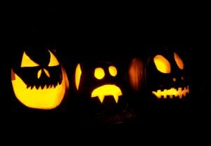One of Penn State's Halloween traditions is a pumpkin festival.