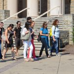What should you do if you can't afford to visit a college?
