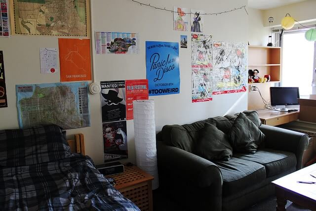 48 Fundamental Dorm Decorating Tips College Raptor New Dorm Interior Design
