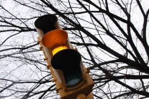 Like the middle yellow light, you can't go forward. So what do you do when you're deferred?