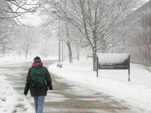 Consider a few alternatives to going home during college winter break.