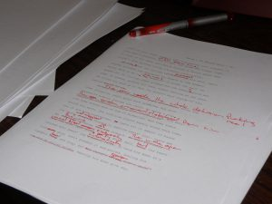 Here's how to revise your first draft of your college application essay