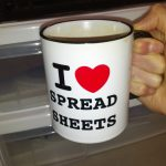 Stay organized with spreadsheets