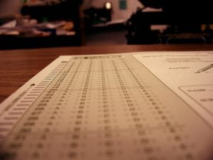 You can get scholarships based on your impressive SAT and ACT scores
