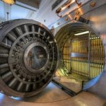 bank vault for college scholarships