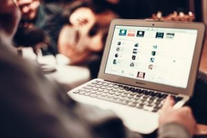 Boost your college application with your online presence