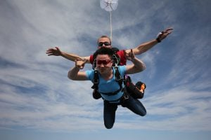 College clubs - Skydiving club