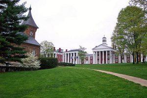 Washington and Lee University School Grounds