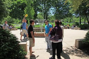 A successful college visit can help you understand the campus more