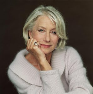 Helen Mirren was a commencement speaker at Tulane University.