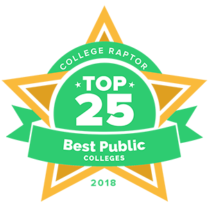 Top 25 Best Colleges: 2018 Public College Rankings