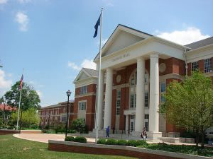 Of the best colleges in the southeast, Centre College is ranked 15th.