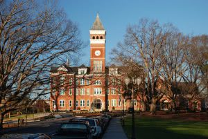 Clemson University is the 13th best colleges in the southeast.