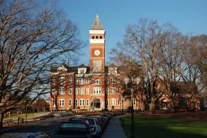 Top 25 Best Colleges in the Southeast - Clemson University
