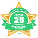 top 25 best public colleges