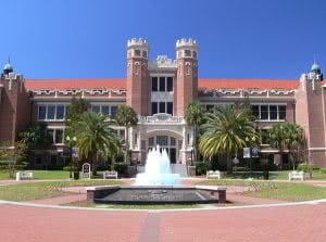 Florida State University is ranked 16th best colleges in the southeast.
