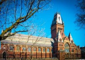 Top 25 Best Research Colleges - Harvard University