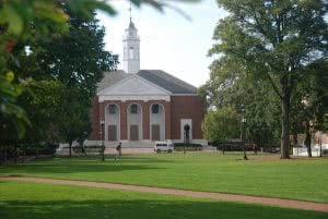 Top 25 Best Research Colleges - Johns Hopkins University