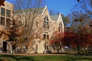 Top 25 Best Small Colleges - Kenyon College