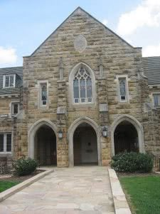 duPont Library at Sewanee - University of the South.