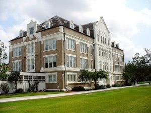 Of the best colleges in the southeast, Tulane University of Louisiana is ranked 14th.