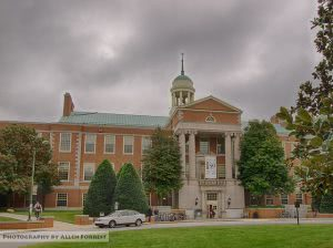 Of the best colleges in the southeast, Wake Forest University is 10th.