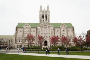 Top 25 Best Colleges in the Northeast - Boston College