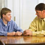 Here's how to get a scholarship with your parent's help.